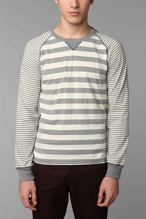 Charles & 1/2 Striped Pullover Shirt