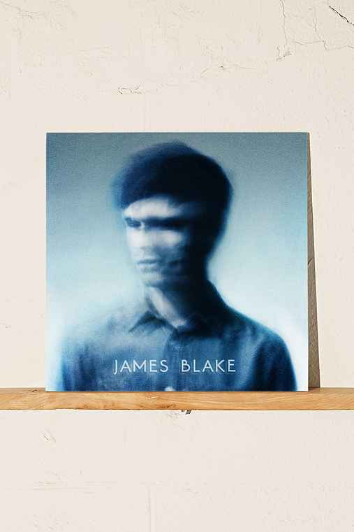 James Blake - James Blake LP,BLACK,ONE SIZE