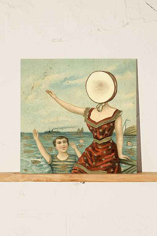 Neutral Milk Hotel - In The Aeroplane Over The Sea LP+MP3