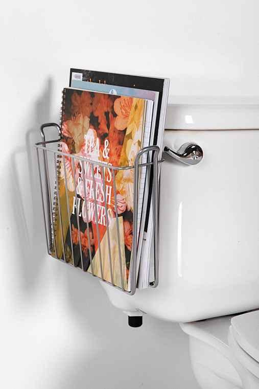 hanging magazine storage rack urban outfitters. Black Bedroom Furniture Sets. Home Design Ideas