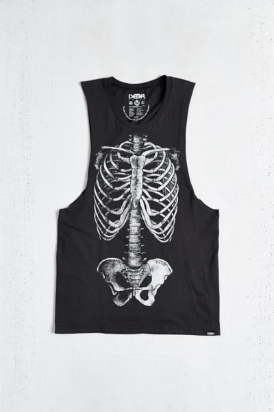 Deter Rib Cage Tank Top