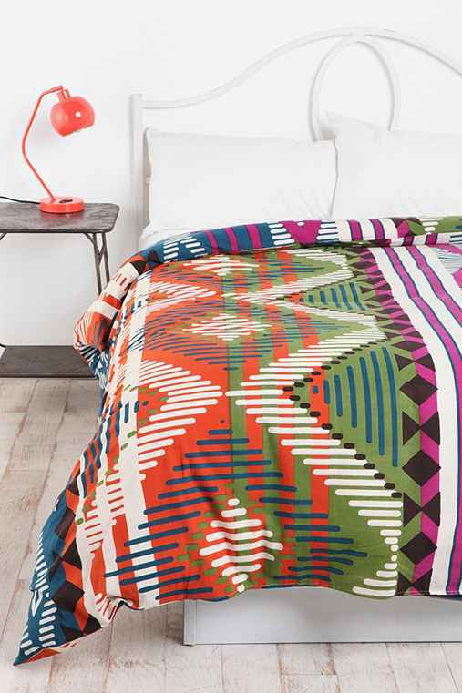 Magical Thinking Bracelet Stripe Duvet Cover
