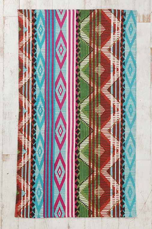 Thumbnail image for Magical Thinking Bracelet Stripe Rug  (Multiple Sizes Available!)