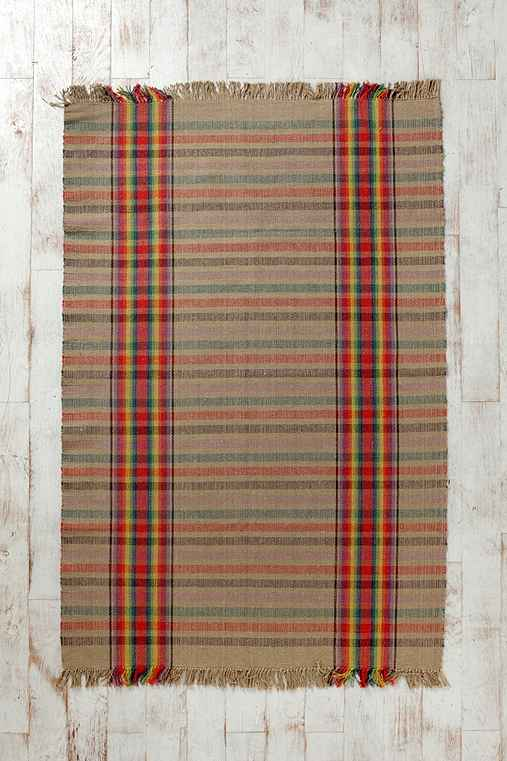 Thumbnail image for Magical Thinking Rainbow Stripe Rug  (Multiple Sizes Available!)