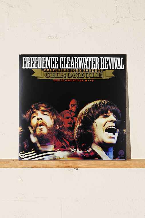 Creedence Clearwater Revival - Chronicle 2xLP,BLACK,ONE SIZE
