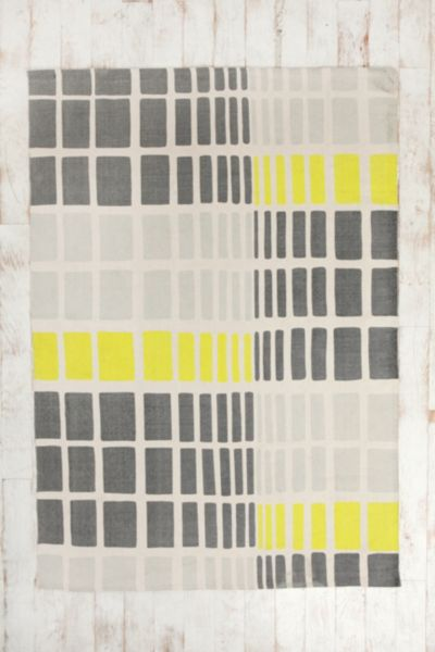 Assembly Home Gradient Grid Rug
