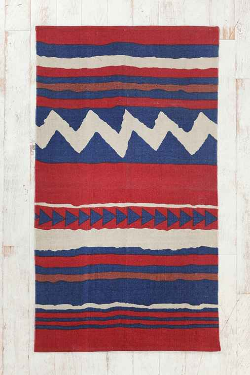 Thumbnail image for Magical Thinking Painted Stripe Rug  (Multiple Sizes Available!)