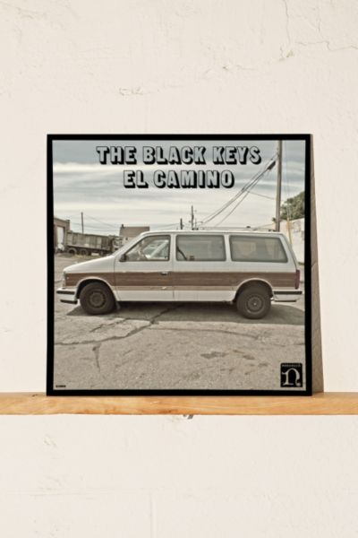 Black Keys - El Camino LP+CD