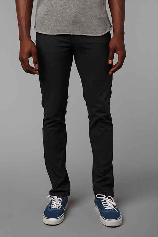 Cheap Monday Tight Overdyed Black Jean
