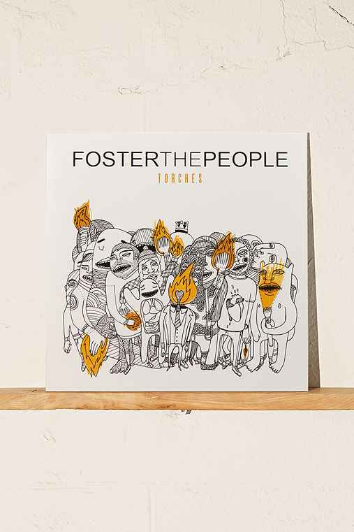 Foster the People - Torches LP + MP3