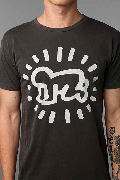 OBEY Keith Haring Baby Tee
