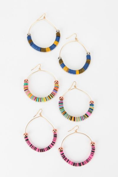 Vanessa Mooney Akasha Hoop Earring