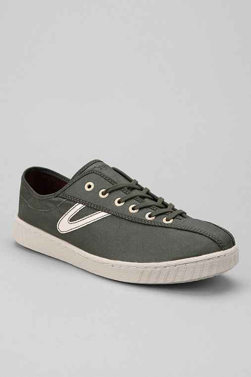 Tretorn Nylite Wax Canvas Sneaker