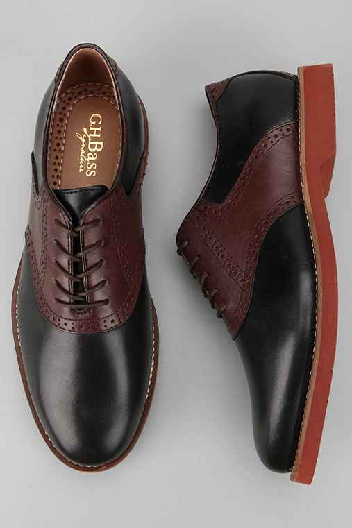 Bass Buchanon Saddle Shoe