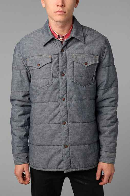 Vans Stinson Shirt Jacket