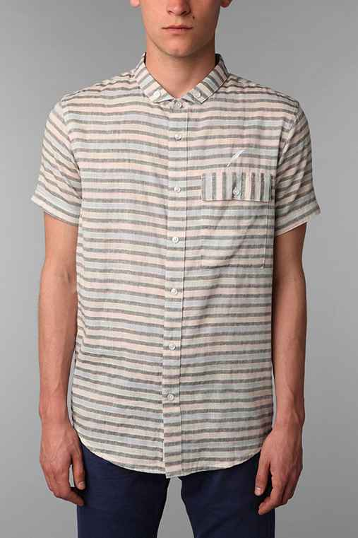 Publish Dossey Multistripe Shirt