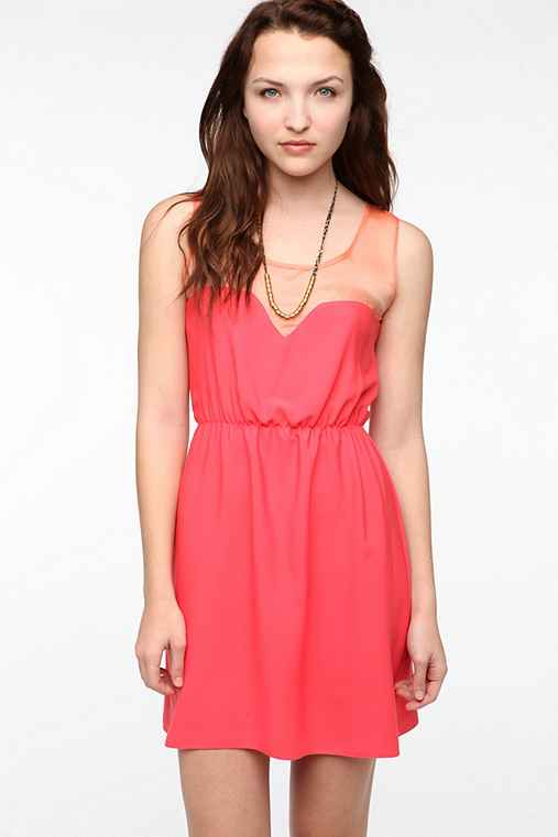 Johann Earl for Urban Renewal Go Lightly Tank Top Dress