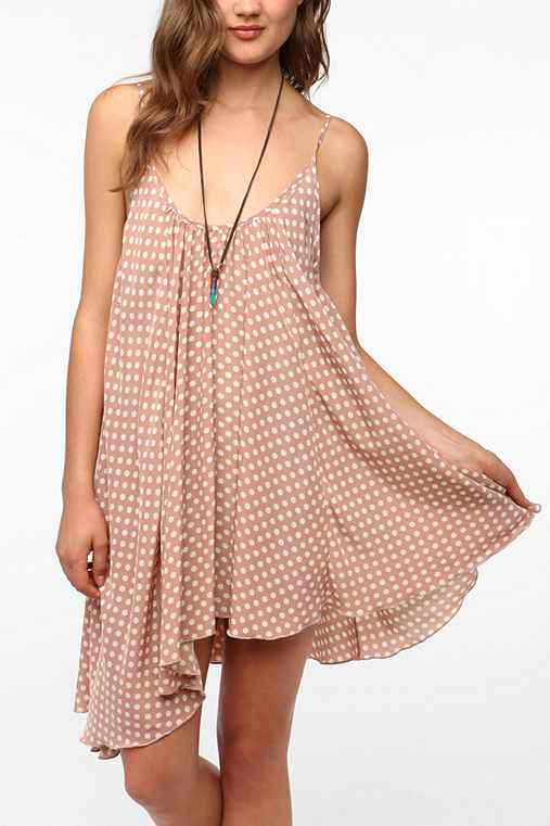 Lovers & Friends Polka Dot Frock Dress