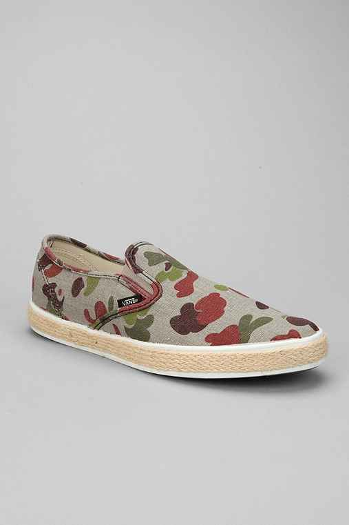 Vans California Washed Lo Pro Slip-On Sneaker
