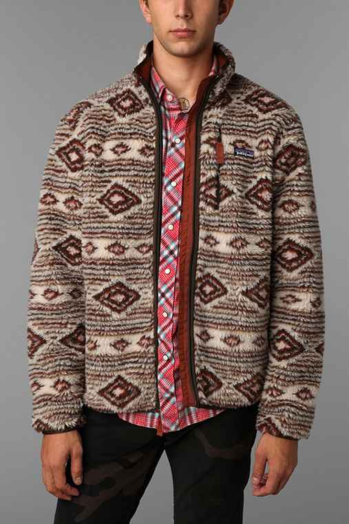 Patagonia Retro X Pattern Jacket