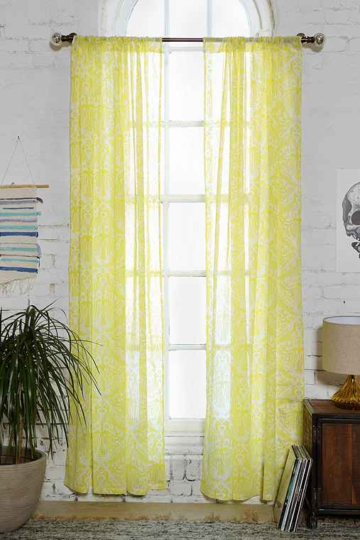 Magical Thinking Aviary Curtain