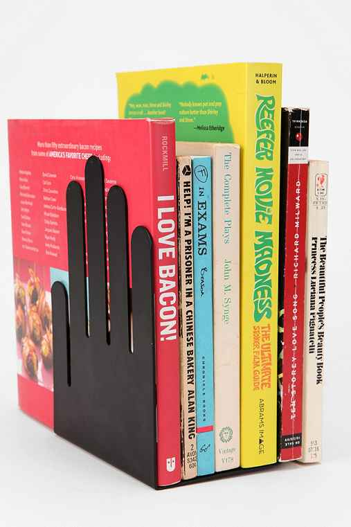 Hands-On Bookend - Set Of 2