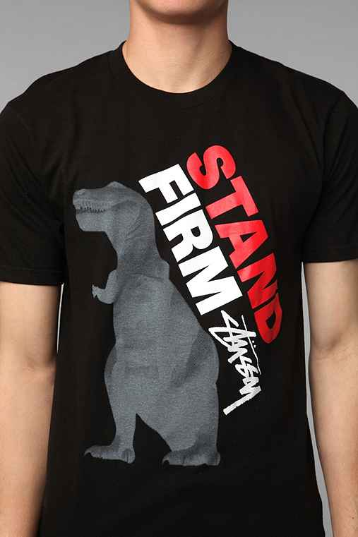 Stussy Stand Firm Dino Tee