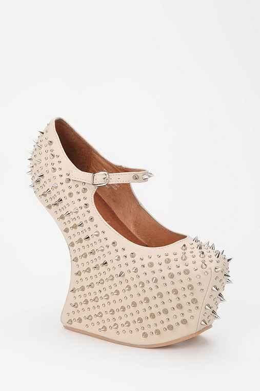 Jeffrey Campbell Prickly Mary Jane Platform