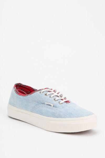 Vans X UO Repurposed Lace-Up Sneaker