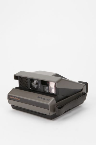 Polaroid First Edition Spectra System Camera By Impossible Project
