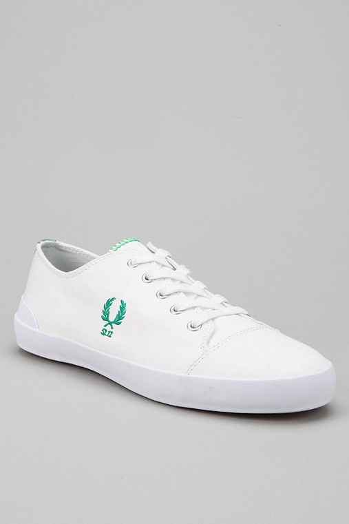 Fred Perry 60 Year Wells Canvas Sneaker