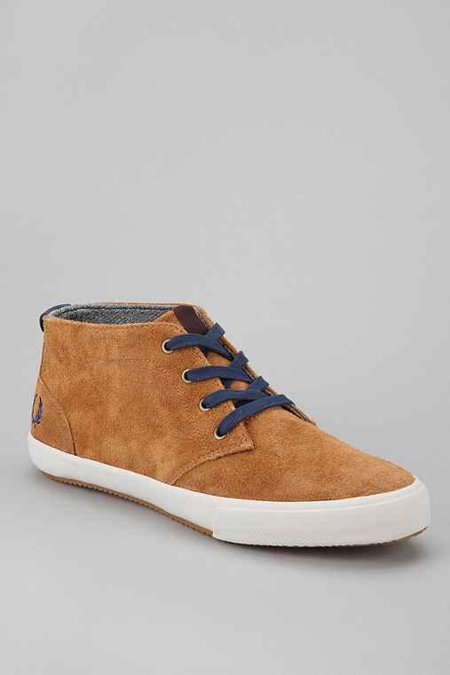 Fred Perry Bond Suede Boot