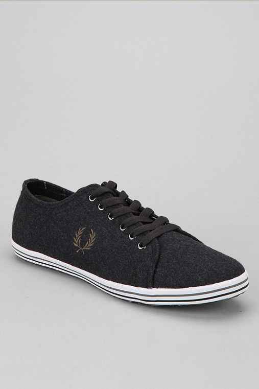Fred Perry Kingston Wool Sneaker