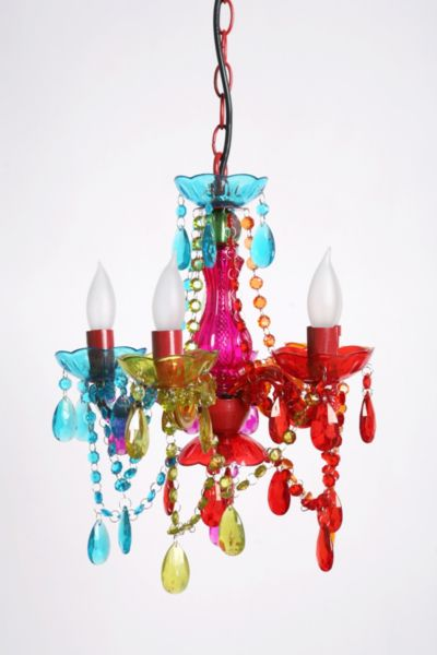 Small Gypsy Chandelier