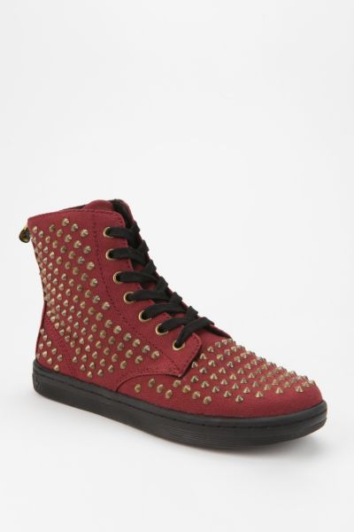 Dr. Martens Shorestud High-Top Sneaker