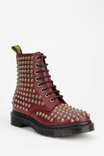 Dr. Martens 1460 All-Over Stud Boot