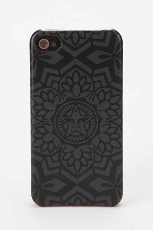 Shepard Fairey X Incase iPhone 4/4s Case - Black