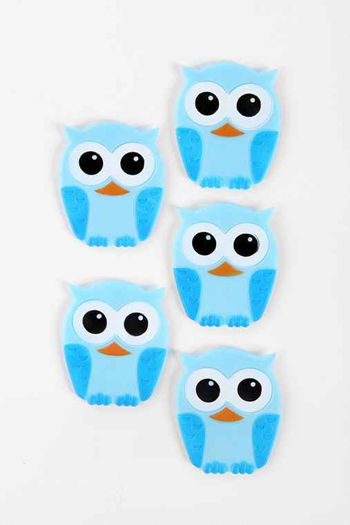 Owl Tub Tread - Set Of 5