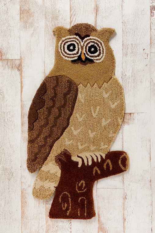 Thumbnail image for Tufted Owl Rug