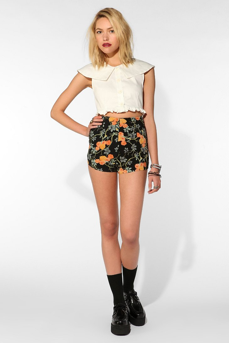 Bethany Cosentino For Urban Renewal The Liv Crop Top - Urban ...