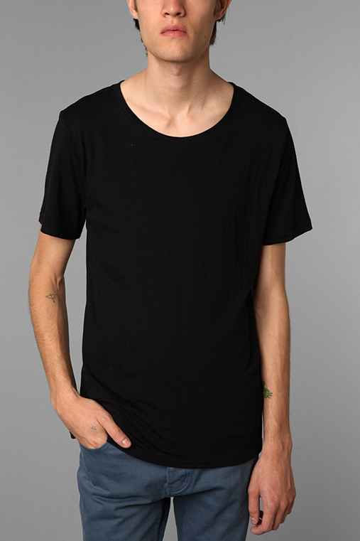 BDG Wide-Neck Tee