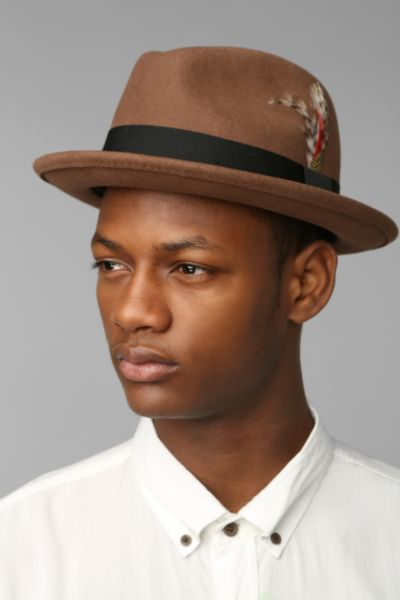Brixton Jones Felt Fedora