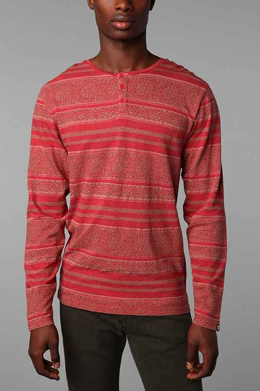 Insight Loom Doomo Henley Shirt