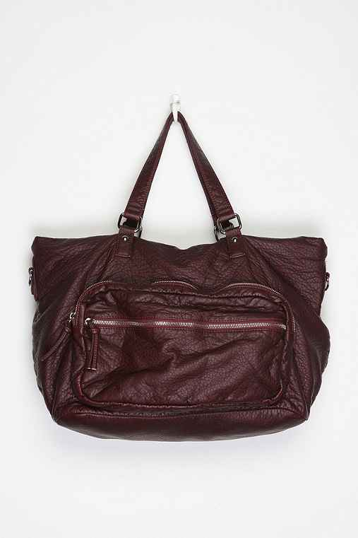 Deena & Ozzy Quad-Zip Satchel