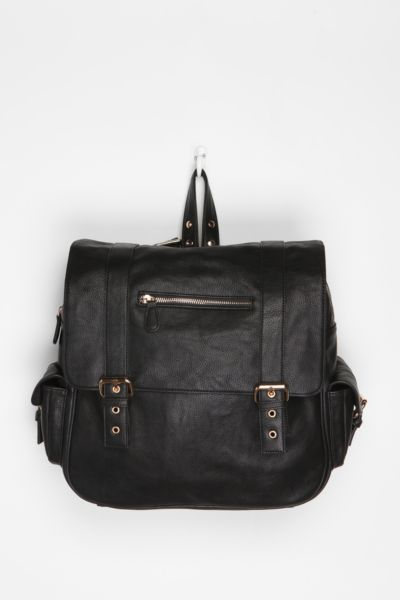 BDG Double-Buckle Backpack