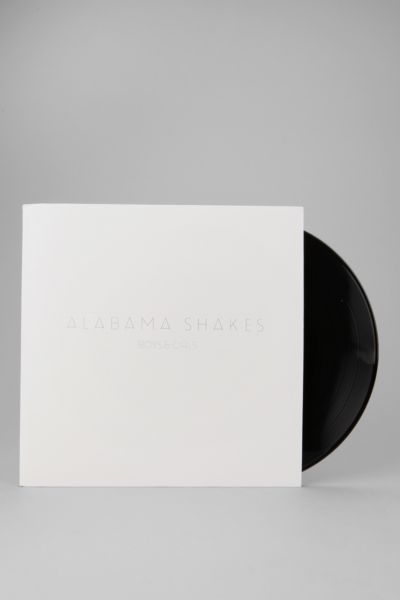 The Alabama Shakes - Boys And Girls LP + MP3 + 7''