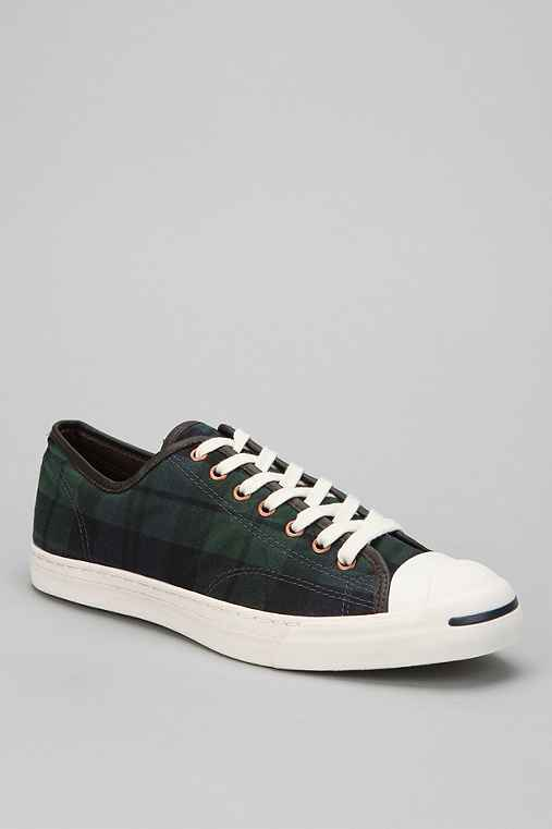 Converse Jack Purcell British Millerain Sneaker
