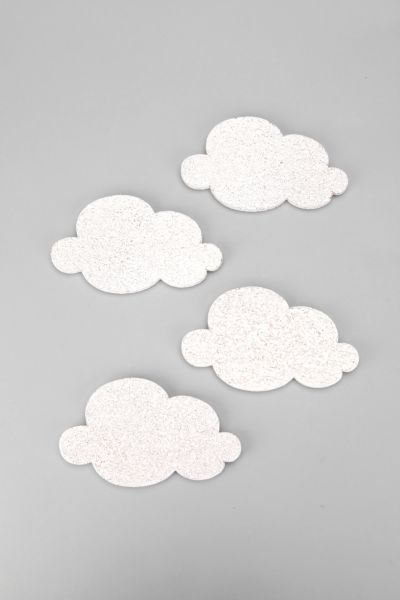Mini Cloud Cork-Board Set