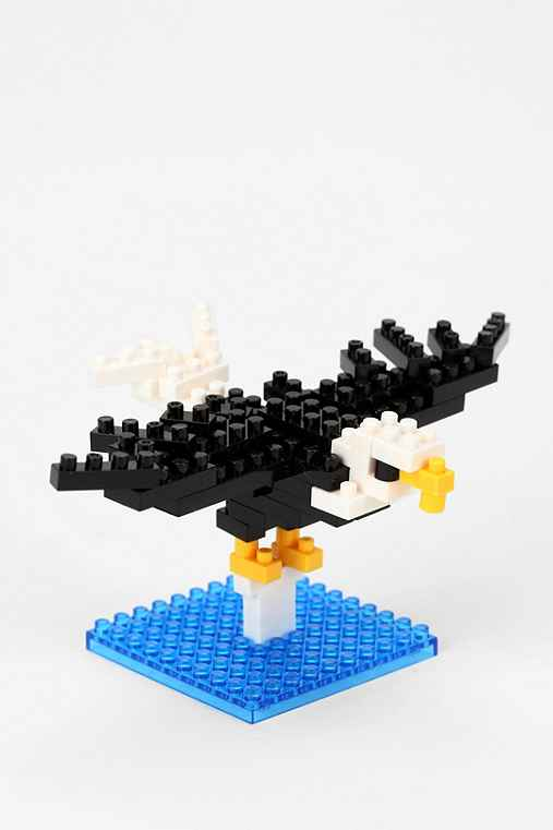 Nano Blocks - Eagle