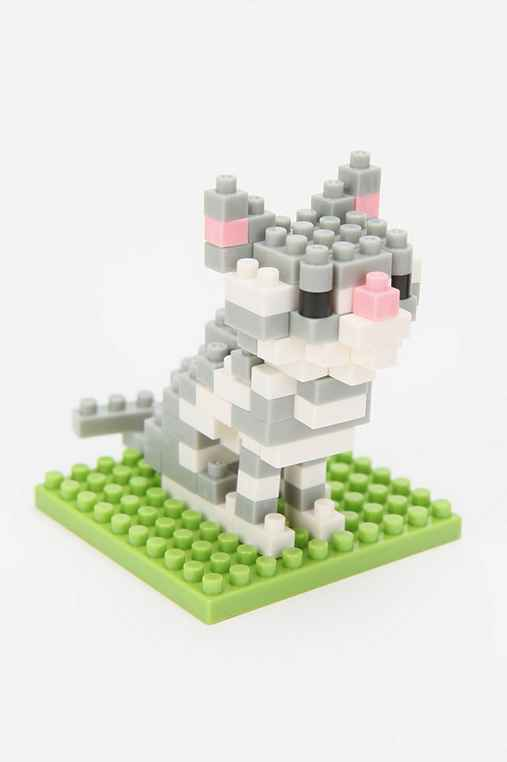Nano Blocks - Cat